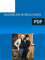 Skinhead Homologies Pps