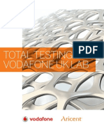 Aricent Total Testing Brochure