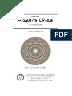 Clases de Álgebra Lineal para Ingeniería