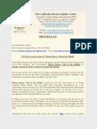 CMSC Newsletter 8 Vol. 3 March 9 2014