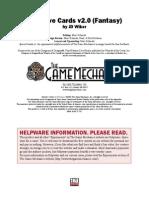TGM Initiative Cards Intro