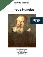 Galilei Side Re Us Nunc i Us