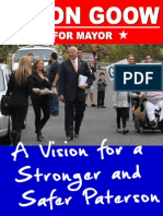 Aslon Goow - A Vision for a Stronger and Safer Paterson