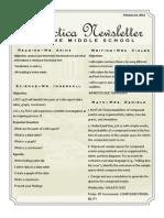 2-24-7th grade newsletter