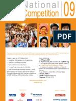 2009 SIFE Vietnam_Poster