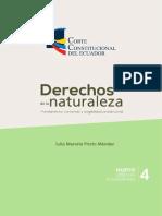 Derechos Naturaleza