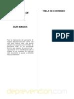 Guia Panorama de Riesgos[1]