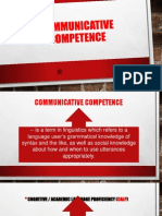 communicative cmp
