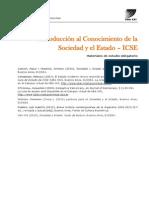 ICSE_Bibliografía