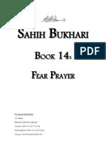 Sahih Bukhari - Book 14 - Friday Prayer