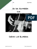 Curso Guitarra Avanzada