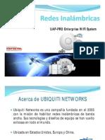 130605 Webinar UAP PRO UniFi