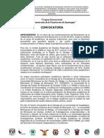 CONVOCATORIA  Congreso Apatzingán