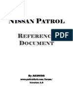 ZD30 Y61 Reference Document - BW