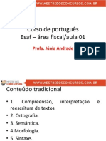Português - Verbos