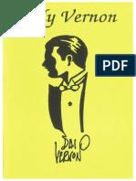 Dai Vernon - Early Vernon (the Magic of Dai Vernon in 1932)