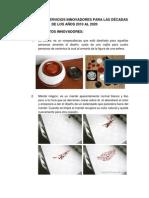 Productos y Servicios Innovadores