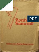 Baumann, Hans - Horch auf Kamerad (1936)