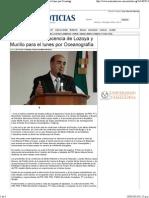 07-03-14 Acuerdan comparecencia de Lozoya y Murillo para el lunes por Oceanografía Metronoticias de Tamaulipas