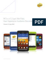 [Rcs Iot] Rcs-e v1-2- Joyn