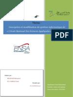 Rapport Projet Acsi _ Belmahi Mohamed & El Gabbas Sami