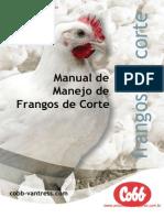 Manual Frango Corte BR
