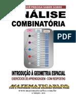 Analise Combinatoria - Caderno de Acompanhamento - Com Resposta