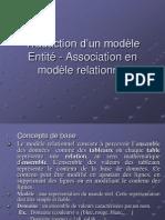 Chap 3 Traduction Dun Modle EA-Relation
