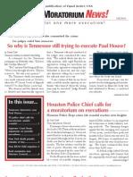 Alberto Gonzales Files -newsletter fall 2004 pmd quixote org-newse57 2004 fall