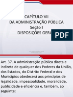 Administracao Publica Na Cf 88 Aula 0137001339873