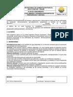 PR-SGC-002 Programa Limpieza y Desinfeccion RP V3 08-AGO-11