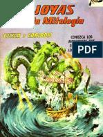Joyas de La Mitologia - Escila y Caribdis