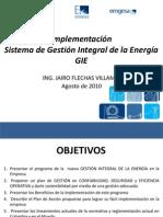 Capacitacion Gestion Integral de La Energia