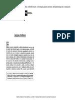 Lectura 14 El Analisis Multirreferencial