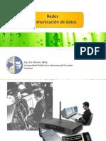 Redes y Comunicación de Datos