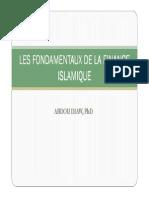 Les Fondamentaux de La Finance Islamique