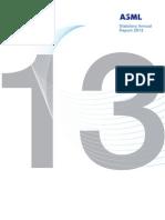 ASML AnnualReport 2013 En