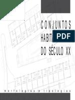 Conjuntos Habitacionais Do Seculo Xx