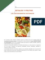 Charla Vegetales Frutas