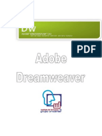 Manual Exercicios Dreamweaver