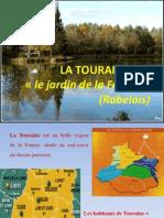 PPT La Touraine