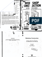 23 - Workshop Construction