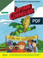 World of Corn 2014 Comic Book Supplement