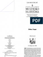 A Multidâo na História George Rudé