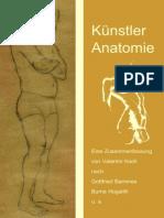 Gottfried Bammes - Künstler Anatomie