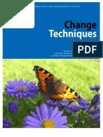 Change Techniques