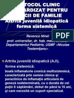 protocol med. fem. AJI sistemică la copil, 2013