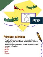 AULA 2 - FUNÇÕES - QUÍMICAS
