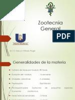 Zootecnia General Introduccion
