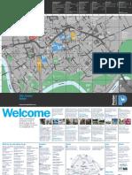Preston city centre map